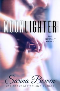 COVER REVEAL + GIVEAWAY: Moonlighter (The Company #1) by Sarina Bowen