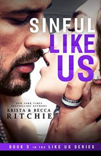 BOOK REVIEW: Sinful Like Us (Like Us #5) by Krista & Becca Ritchie