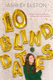 GIVEAWAY: 10 Blind Dates by Ashley Elston