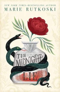 BOOK REVIEW: The Midnight Lie (The Midnight Lie #1) by Marie Rutkoski