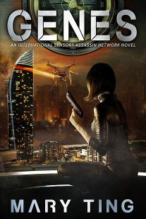 REVIEW & GIVEAWAY: GENES (International Sensory Assassin Network #3) by Mary Ting
