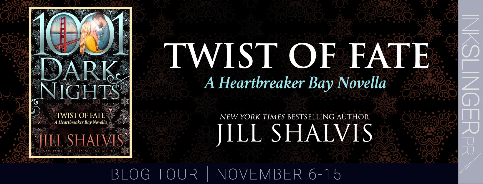 BOOK REVIEW: Twist of Fate (Heartbreaker Bay #8.5) by Jill Shalvis