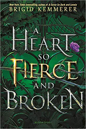 A Heart So Fierce and Broken by Brigid Kemmerer