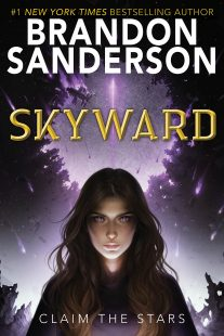BOOK REVIEW: Skyward (Skyward #1) by Brandon Sanderson