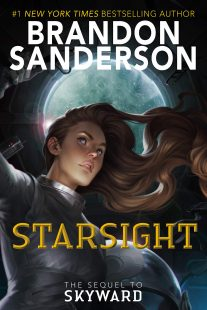 BOOK REVIEW: Starsight (Skyward #2) by Brandon Sanderson