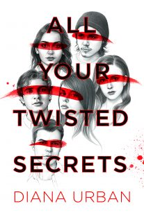 BOOK REVIEW: All Your Twisted Secrets by Diana Urban