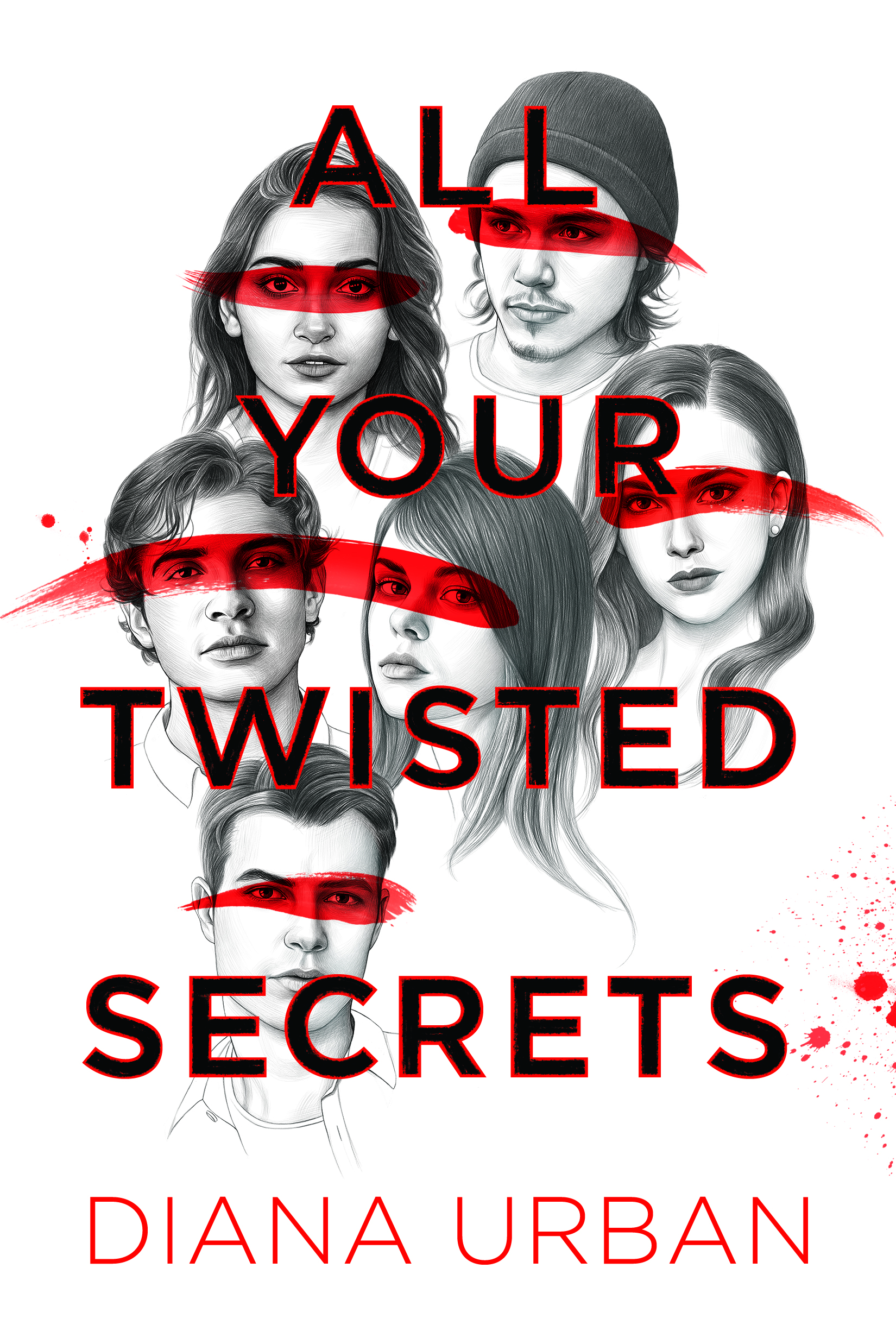 All Your Twisted Secrets by Diana Urban