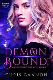 BOOK REVIEW: Demon Bound by Chris Cannon