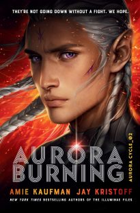 BOOK REVIEW: Aurora Burning (The Aurora Cycle #2) by Amie Kaufman, Jay Kristoff