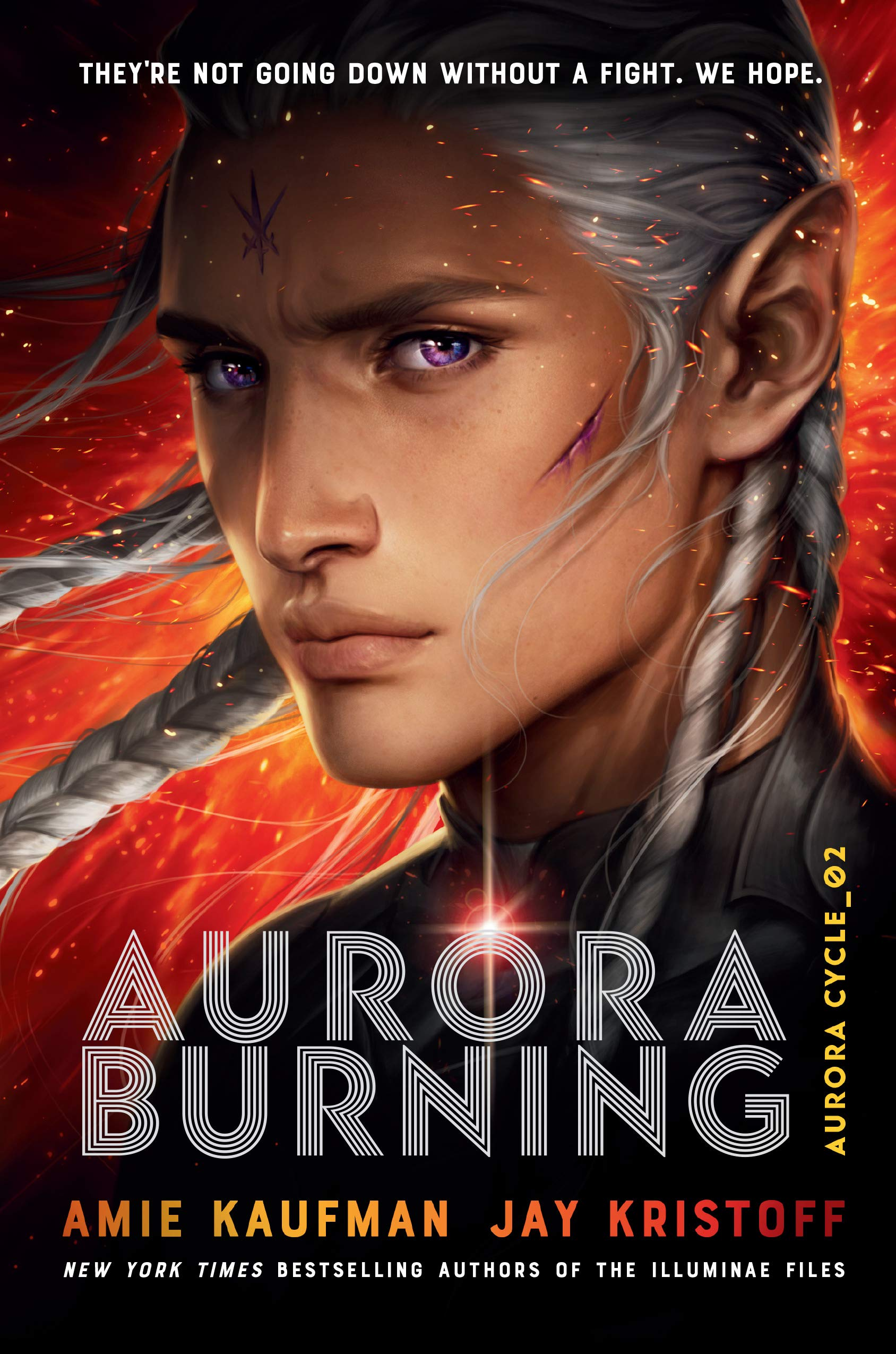 Aurora Burning by Amie Kaufman, Jay Kristoff