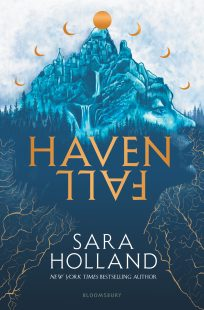 BOOK REVIEW: Havenfall (Havenfall #1) by Sara Holland