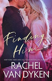 BOOK REVIEW: Finding Him (Covet #2) by Rachel Van Dyken