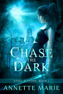 BOOK REVIEW: Chase the Dark (Steel & Stone #1) by Annette Marie