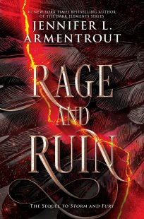 REVIEW: Rage and Ruin (The Harbinger #2) by Jennifer L. Armentrout