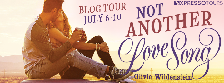 REVIEW & GIVEAWAY: Not Another Love Song by Olivia Wildenstein