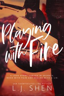 BOOK TOUR: Playing With Fire by L.J. Shen