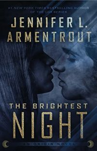 BOOK REVIEW: The Brightest Night (Origin #3) by Jennifer L. Armentrout