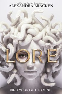 BOOK REVIEW: Lore by Alexandra Bracken