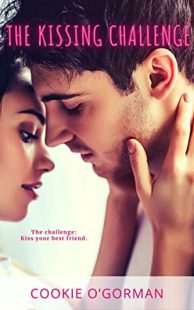 BOOK REVIEW: The Kissing Challenge by Cookie O'Gorman