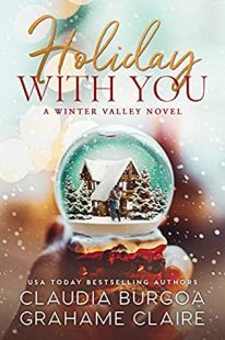 BOOK REVIEW: Holiday With You by Claudia Y. Burgoa &  Grahame Claire