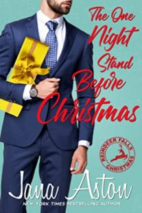BOOK REVIEW: The One Night Stand Before Christmas (Reindeer Falls #3) by Jana Aston