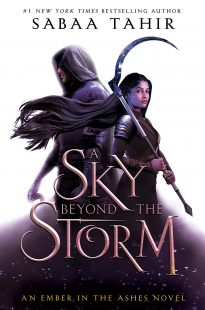 BOOK REVIEW: A Sky Beyond the Storm (An Ember in the Ashes #4) by Saaba Tahir