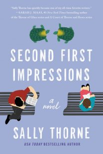 BOOK REVIEW: Second First Impressions by Sally Thorne