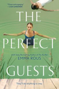 BOOK REVIEW: The Perfect Guests by Emma Rous