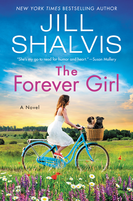 One print copy of THE FOREVER GIRL by Jill Shalvis (US Only)