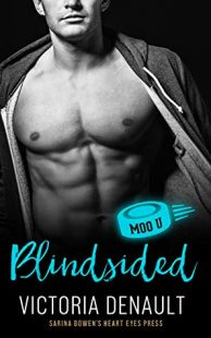 BOOK REVIEW: Blindsided (Moo U #1) by Victoria Denault