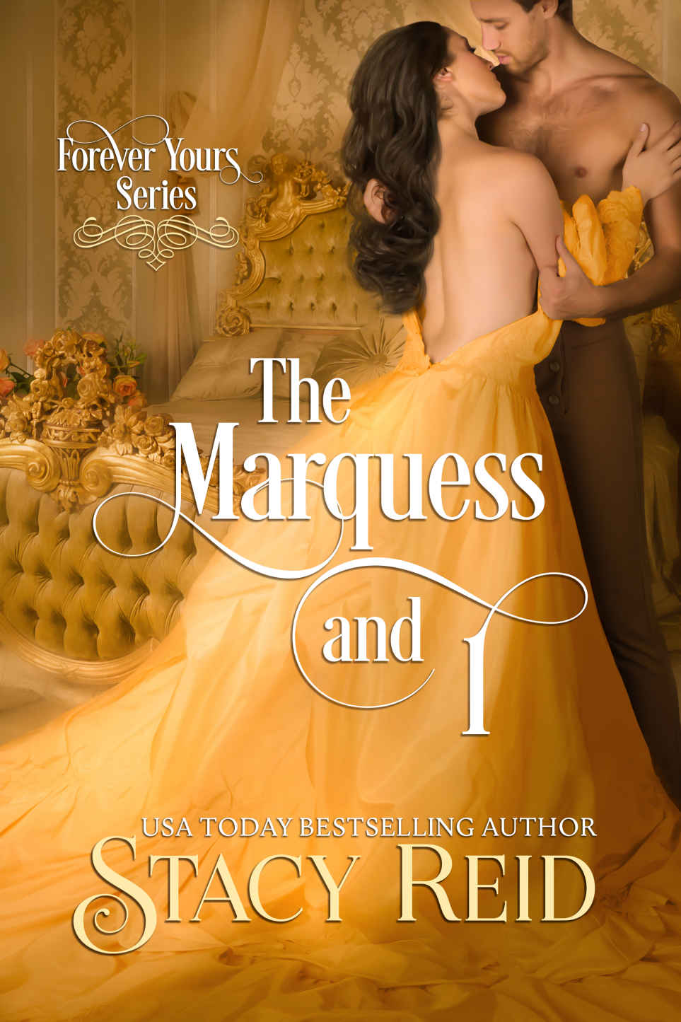 The Marquess and I by Stacy Reid