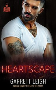BOOK REVIEW: Heartscape (Vino & Veritas #2) by Garrett Leigh