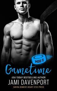BOOK REVIEW: Gametime (Moo U #4) by Jami Davenport