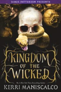 BOOK REVIEW: Kingdom of the Wicked (Kingdom of the Wicked #1) by Kerri Maniscalco