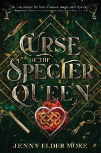 REVIEW & GIVEAWAY: Curse of the Specter Queen (Samantha Knox #1) by Jenny Elder Moke
