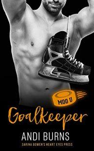 BOOK REVIEW: Goalkeeper (Moo U #10) by Andi Burns