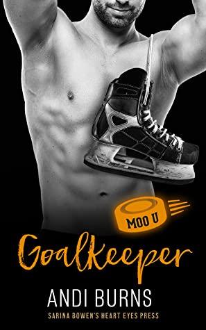 Goalkeeper by Andi Burns