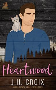 BOOK REVIEW: Heartwood (Speakeasy Taproom #2) by J.H. Croix