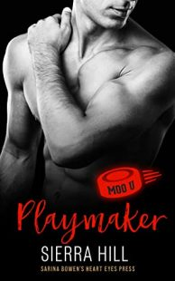 BOOK REVIEW: Playmaker (Moo U #8) by Sierra Hill