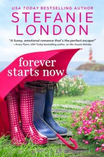 BOOK REVIEW: Forever Starts Now by Stefanie London