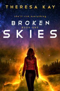 BOOK REVIEW & GIVEAWAY: Broken Skies by Theresa Kay