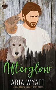 BOOK REVIEW: Afterglow (Busy Bean #10) by Aria Wyatt