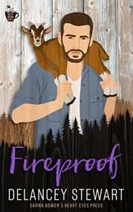 BOOK REVIEW: Fireproof (Busy Bean #8) by Delancey Stewart