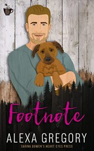 BOOK REVIEW: Footnote (Busy Bean #9) by Alexa Gregory