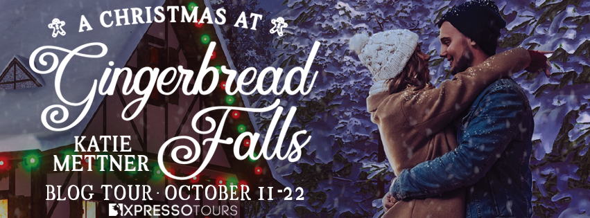 REVIEW & GIVEAWAY: A Christmas at Gingerbread Falls by Katie Mettner