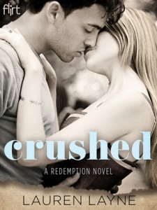BOOK REVIEW: Crushed (Redemption #2) by Lauren Layne