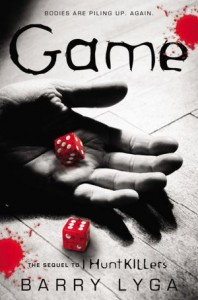 BOOK REVIEW: Game (Jasper Dent #2) by Barry Lyga