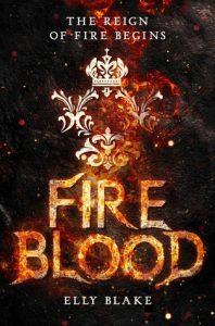 BOOK REVIEW: Fireblood (Frostblood Saga #2) by Elly Blake